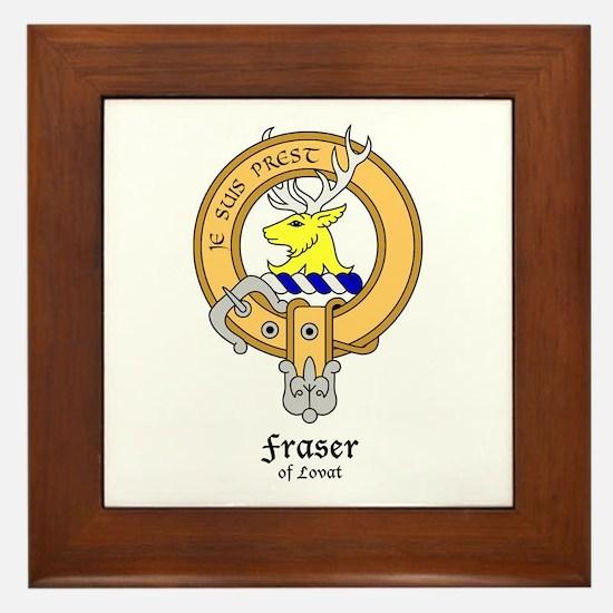 Fraser of Lovet Framed Tile