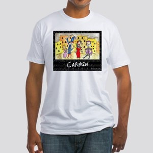 Carmen Fitted T-Shirt
