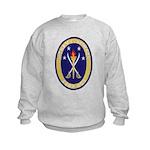 USS HENRY L. STIMSON Kids Sweatshirt