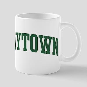 Baytown (green) Mug