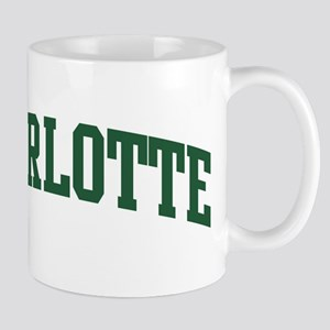 Charlotte (green) Mug