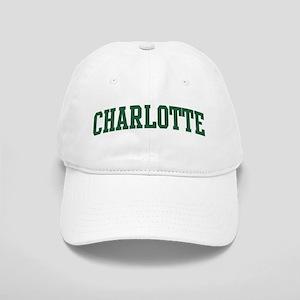 Charlotte (green) Cap