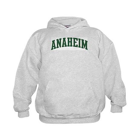 Anaheim (green) Kids Hoodie