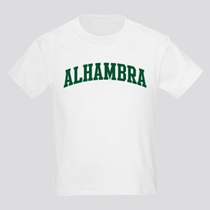 Alhambra (green) Kids Light T-Shirt