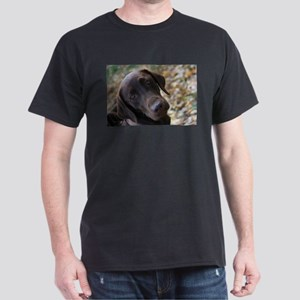 Chocolate Lab C Dark T-Shirt