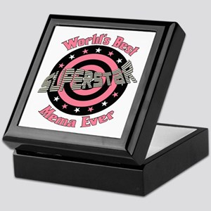 Best Mema Ever Keepsake Box