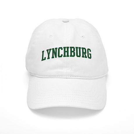Lynchburg (green) Cap