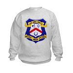 USS HOEL Kids Sweatshirt