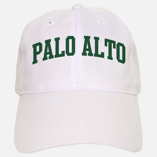 Palo Alto (green) Baseball Baseball Cap