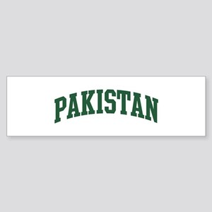 Pakistan (green) Bumper Sticker