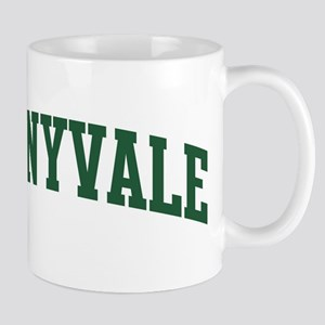 Sunnyvale (green) Mug