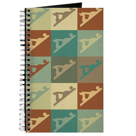 Woodworking Pop Art Journal