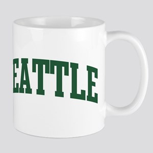 Seattle (green) Mug