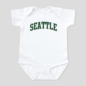 Seattle (green) Infant Bodysuit