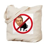 No Tony Blair Bullcrap Tote Bag