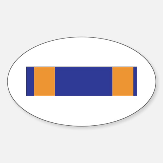 Air Medal Oval Decal