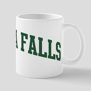 Wichita Falls (green) Mug