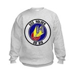 USS HOLDER Kids Sweatshirt