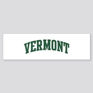 Vermont (green) Bumper Sticker