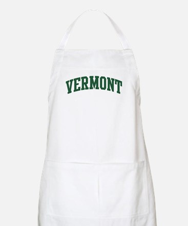 Vermont (green) BBQ Apron