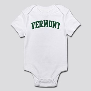 Vermont (green) Infant Bodysuit