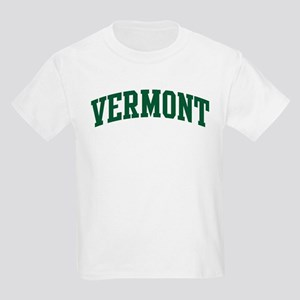Vermont (green) Kids Light T-Shirt
