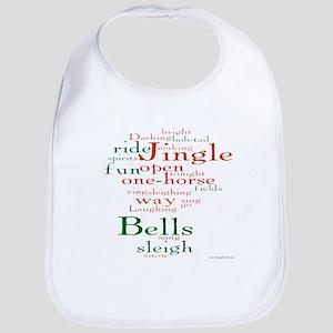 Jingle Bells Bib