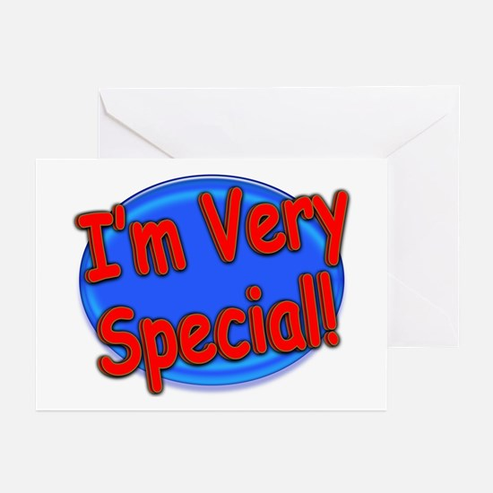 I'm Very Special Greeting Cards (Pk of 10)