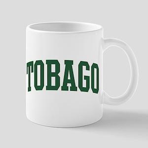 Tobago (green) Mug
