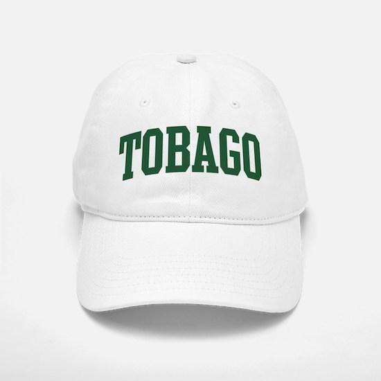 Tobago (green) Baseball Baseball Cap