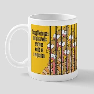 Vegetarian Vegan Mug