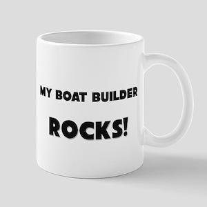 MY Boatman ROCKS! Mug