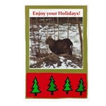 Enjoy Your Holiday! by Khonce Postcards (Package o