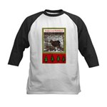 Enjoy Your Holiday! by Khonce Kids Baseball Jersey
