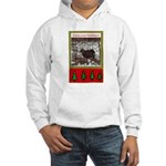 Enjoy Your Holiday! by Khonce Hooded Sweatshirt