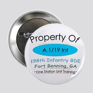 """Prop of a 1/19 2.25"""" Button"""