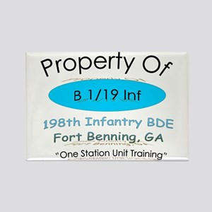 Prop of B 1/19 Rectangle Magnet