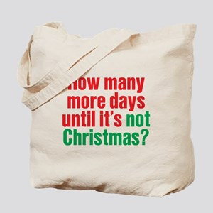 Not Christmas Tote Bag