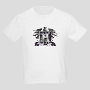 Ghoul School (Gray) Kids Light T-Shirt