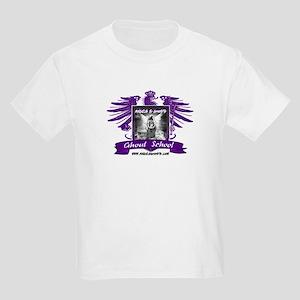 Ghoul School (Purple) Kids Light T-Shirt