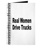 Real Women Drive Trucks Journal