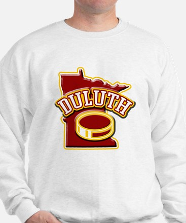 Duluth Hockey Sweatshirt