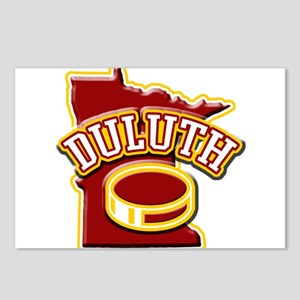 Duluth Hockey Postcards (Package of 8)