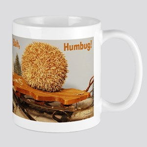 Bah Humbug Hedgehog! Mug