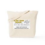 A Few Yards Hauling Tote Bag