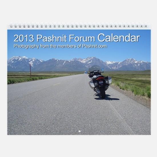 Pashnit Forum Calendar - IX (Med)