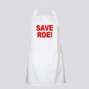Save Roe Pro Choice BBQ Apron