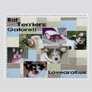 Rat Terriers Galore Calendar