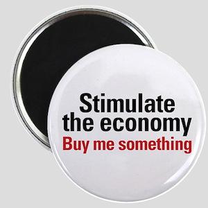 Stimulate The Economy Magnet