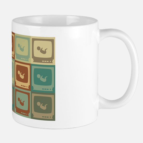 Sonograms Pop Art Mug